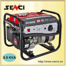 Senci 1kva-20kva 60Hz Gasoline Ggenerator Set Price