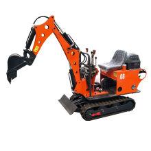 preço da mini escavadeira 800 kg para uso no jardim