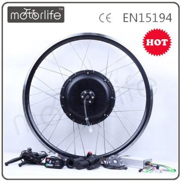 MOTORLIFE / OEM 2015 VENTE CHAUDE 48v 1000w kit pour les prix de vélos électriques