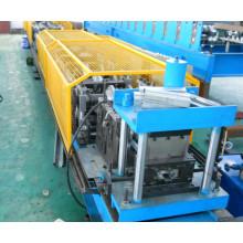 Ce&l'ISO certifié à grande vitesse des machines de fabrication de châssis de porte en acier entièrement automatique