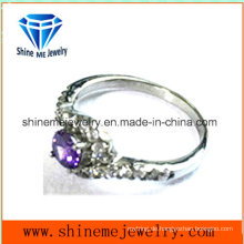 Art und Weise und heiße Verkaufs-Edelstahl-Charme-Ring-Schmucksachen