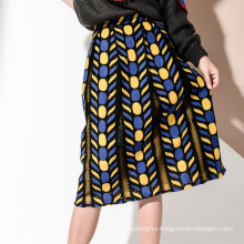 Women Bottom Girls Dress Fashion A-line Design Skirts