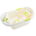 Baby Product Baby Bathtub With Thermometer And Bathbed
