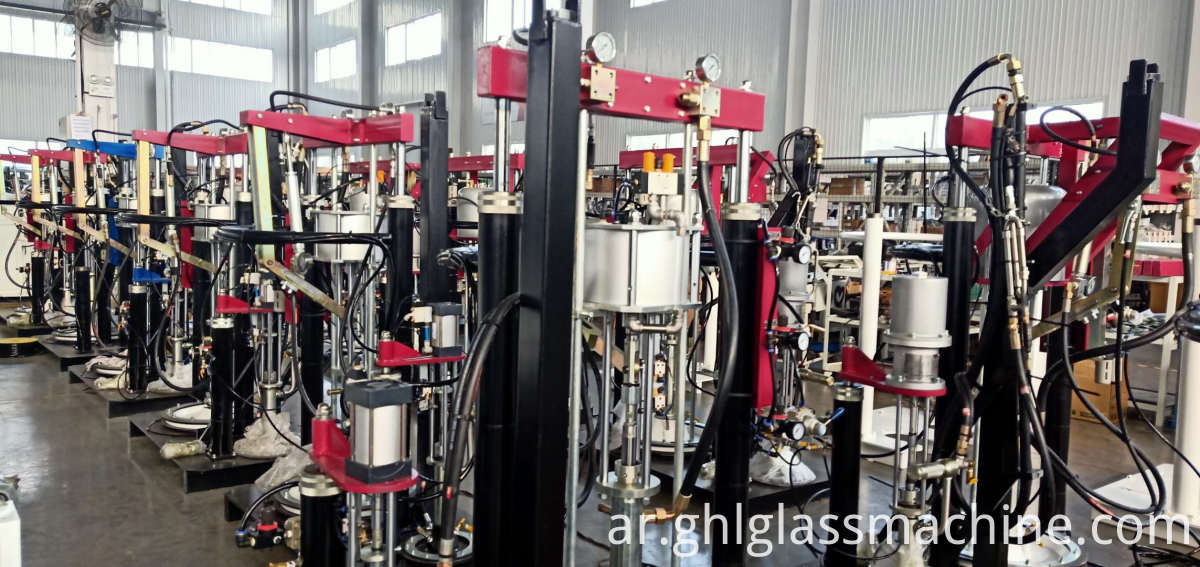 Insulated Glass Two Part Machine