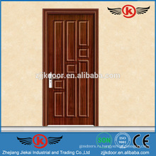 JK-P9053 качели завершены пвх / mdf дверь ванной производитель пвх пленка дверь шкафа ванной комнаты