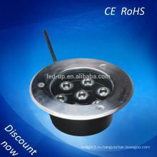 Отличное качество светодиодных подземных светильников IP65 освещения