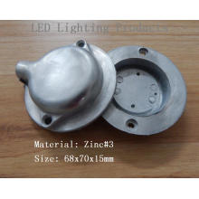 Lamp Housing Zinc Alloy Die Casting Products