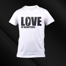 T-shirt en coton à imprimé basket