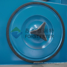 FORST Industry Dedusting System Accessory Air Dust Filter Cover Manufacture