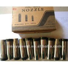 co2 welding nozzle binzel 24kd