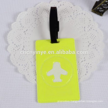 2015 NEW Fancy cheap Plastic luggage Tag