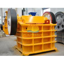 Triturador de maxila da série do PE, máquina do triturador de maxila com CE e aprovação do ISO
