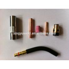Запасные части сварочной горелки Panasonic 350a