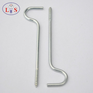 Precision Steel Hex Bolt with Black Plating with Good Quality