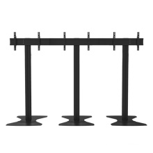 """Video Wall Stand 3 Screen Floorbase 40-55"""" (1*3) (AW 300A)"""