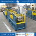 Machines à fabriquer des portes en acier galvanisé hydraulique