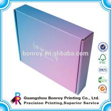 бумажные рифленые изготовленные на заказ изготовление упаковочной коробки