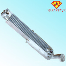 Central 800 Double Steel Pipe Heating Radiator