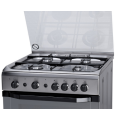 Indesit cocina de gas independiente 60cm