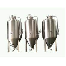 2bbl 6bbl 15bbl brewing beer jacketed isobaric fermenter