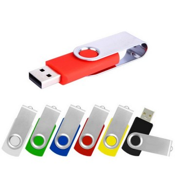 8GB Drehbarer Thumbdrive Twister USB Flash Drive