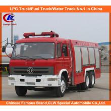 Dongfeng tanque de espuma de água Fire Truck