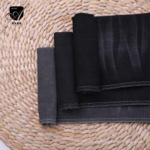 Tejido de mezclilla elástico de algodón de alta calidad