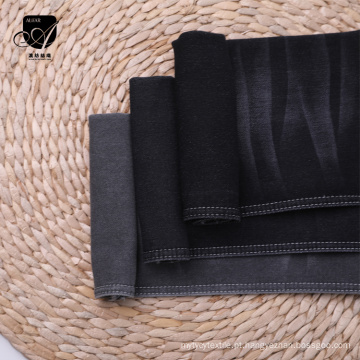 Tecido denim de algodão poli stretch de alta qualidade