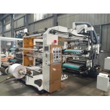 4 Color Non Woven Bag Printing Machine Letterpress