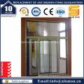 Horizontal Office Aluminum Sliding Glass Window (sw-7790)
