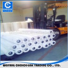 2.0mm PVC membrane with Polyester fabric