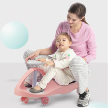 Baby Outdoor Swing Car Klasik Twist Car