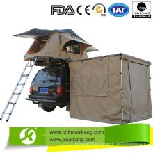 China produtos carro telhado barraca de acampamento de luxo