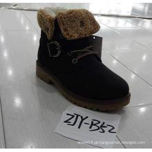 2014 Botas populares da neve da forma das crianças (ZJY-B52)