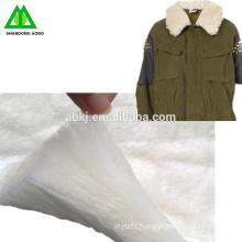Factory superior quality merino wool wadding/ batting for garment