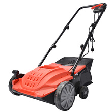 1500W 2 in 1 Electric Lawn Rake and Scarifier