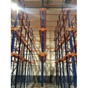 Warehouse Racking to Drive in