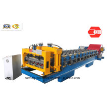 Colored Steel Roofing Tile Forming Machine (YX18-200-800)
