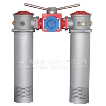 SRFA Duplex Tankmonterad Mini-Type Retur Filter Series