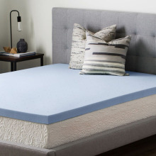 Comfort Foam Bed Topper voll