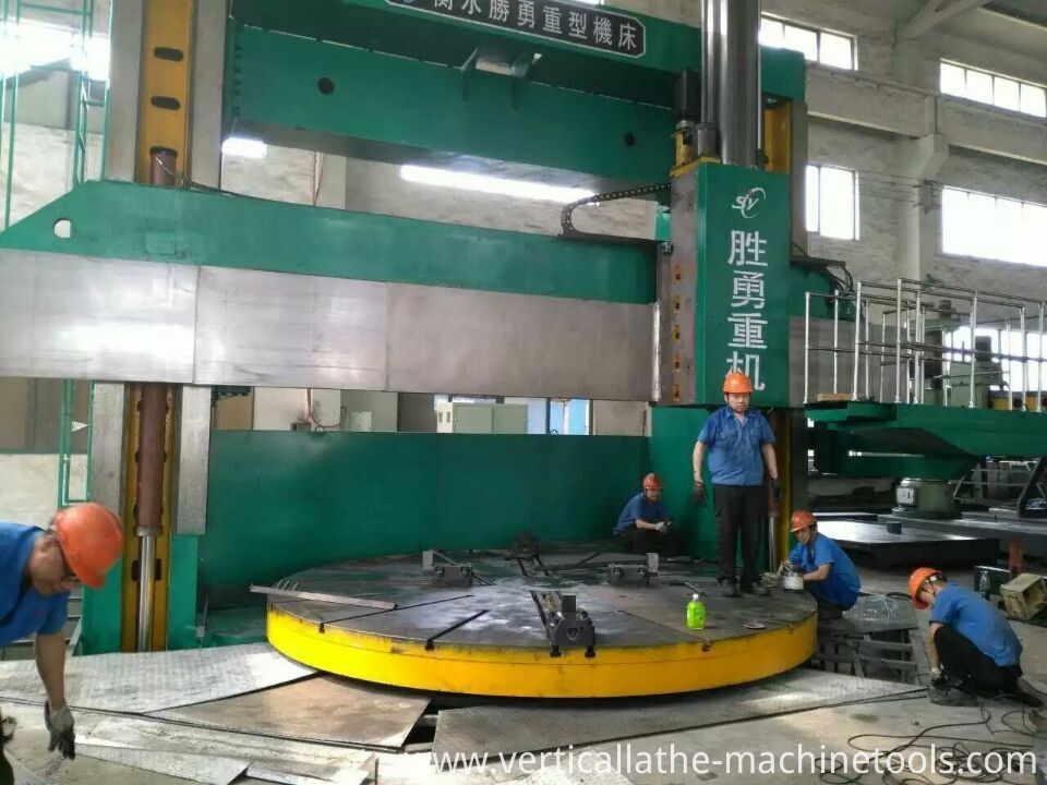 Metal cutting lathe