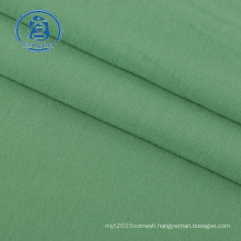 Nice design 180gsm 30s 100% combed cotton yarn jersey knit fabric for shirts