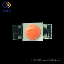 clavier led lumières! couleur violette leds 6028 smd puce avec CE, ROSH