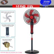 Ventilador de suporte elétrico com ventilador de alta velocidade