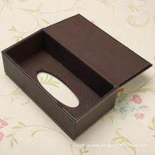 Rectangle Portable Paper Tissue Box