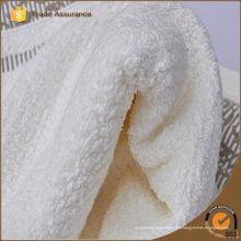 Toile Fast Hotel, serviettes Hôtel 3 étoiles, porte-serviettes blanc 100% coton