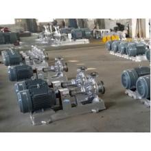 Hot Oil Transfer Pump