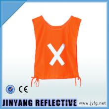 Segurança reflexiva de alta visibilidade de criança veste roupa para crianças