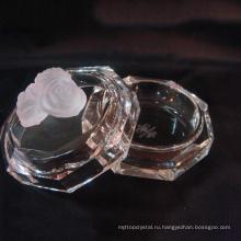 Лучшие продажи кристалл ювелирных изделий коробка,K9 хрустальные подарки