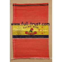 PP Mesh Bag with Label F (20-29)